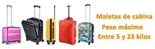 maletas-de-cabina-peso-maximo-avion