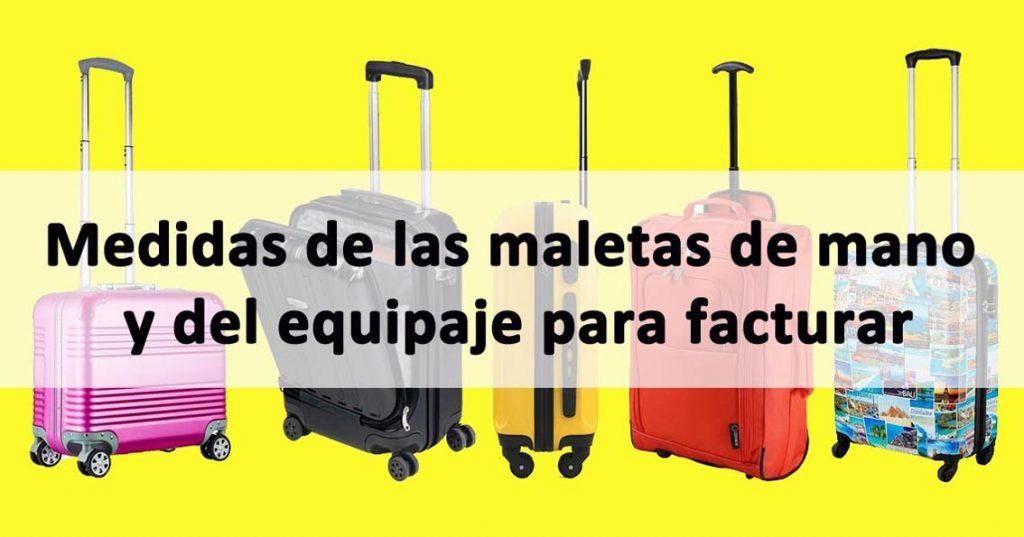 medias-peso-maletas-cabina-equipaje-facturar-aviones
