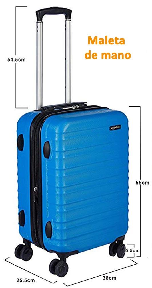 medidas-maletas-de-mano-cabina-avión