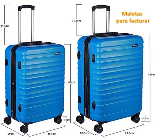 medidas-maletas-para-facturar-avión