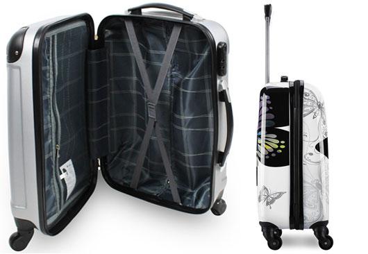 set de maletas de viajes