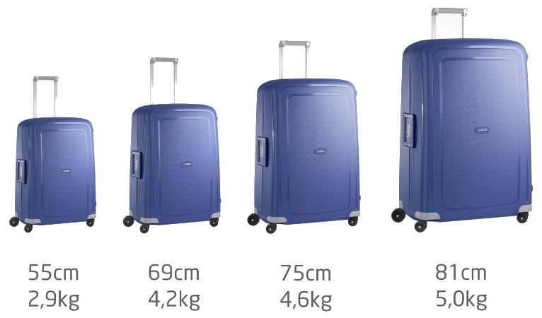 ed433a465 ▷ Samsonite S'Cure, la maleta más resistente, robusta y segura de 2019