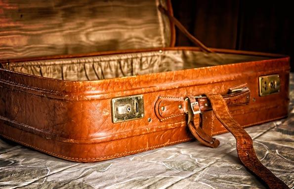 como hacer la maleta de viaje