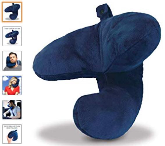 comprar Almohada de viaje J Pillow 4