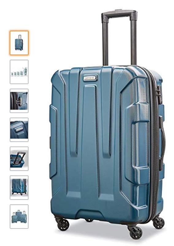 Samsonite Centric Expandible maleta de cabina
