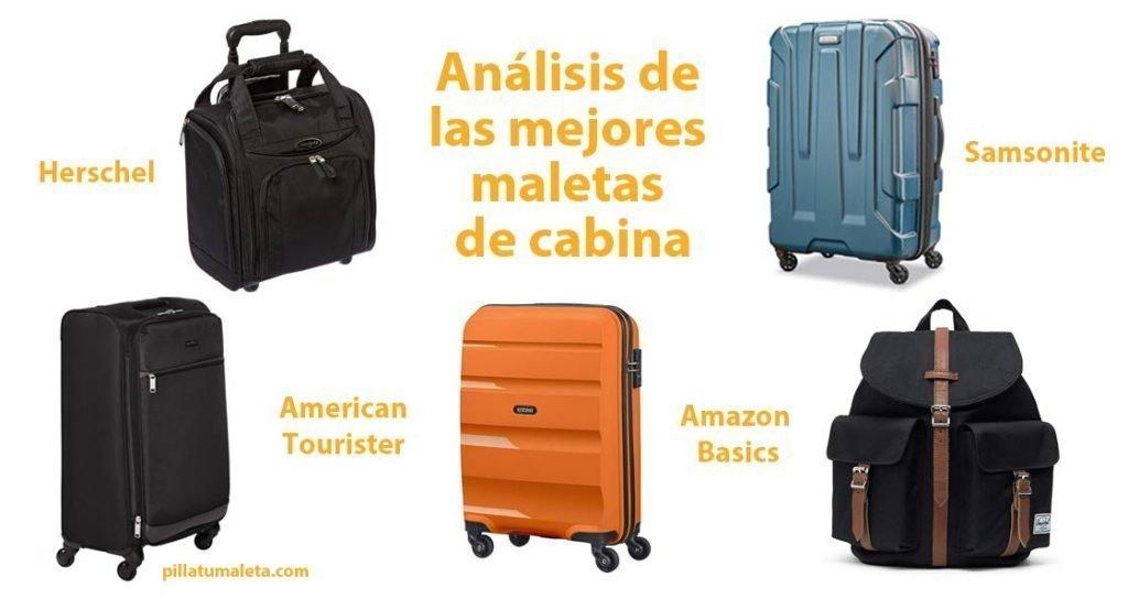 analisis-mejores-maletas-de-cabina-equipaje-de-mano