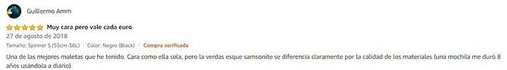 Opiniones-Samsonite-Cosmolite-spinner-55-cm