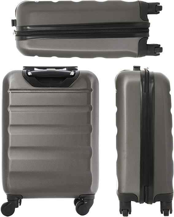 comprar maleta de mano cabina aerolite abs apariencia