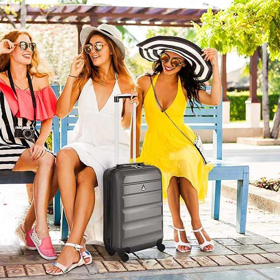 comprar maleta de mano cabina aerolite abs economica precio