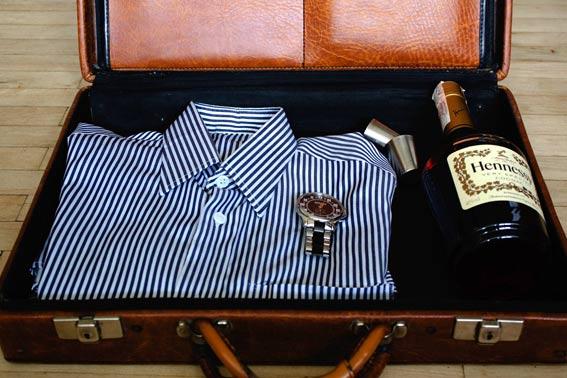 armario cápsula para viajar