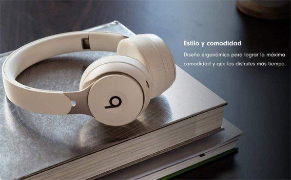 Auriculares con cancelación de ruido Beats Solo Pro