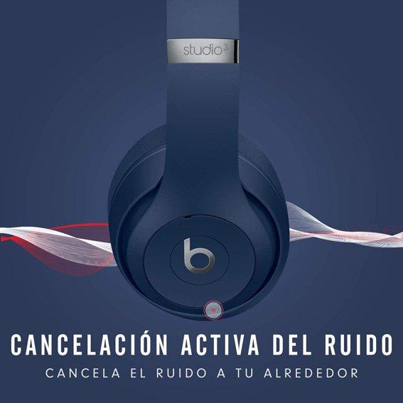 Beats Studio3 Wireless Auriculares cancelación de ruido