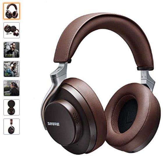 Shure Aonic 50 Auriculares con cancelación de ruido Inalámbricos